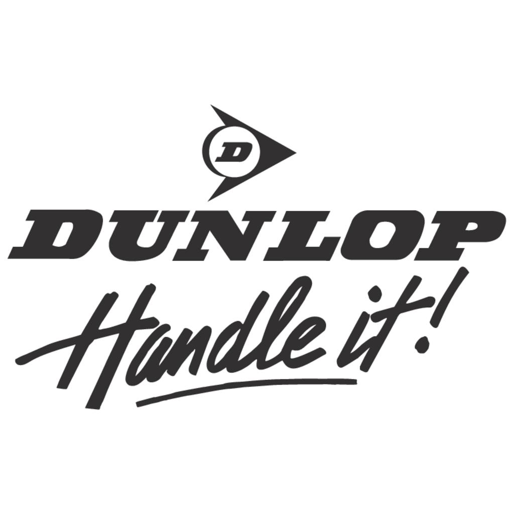 Dunlop(184) logo, Vector Logo of Dunlop(184) brand free