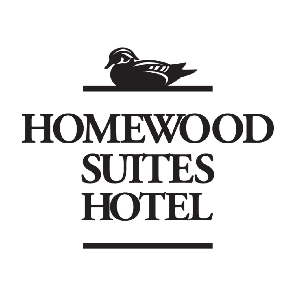 Homewood Suites Hotel logo, Vector Logo of Homewood Suites