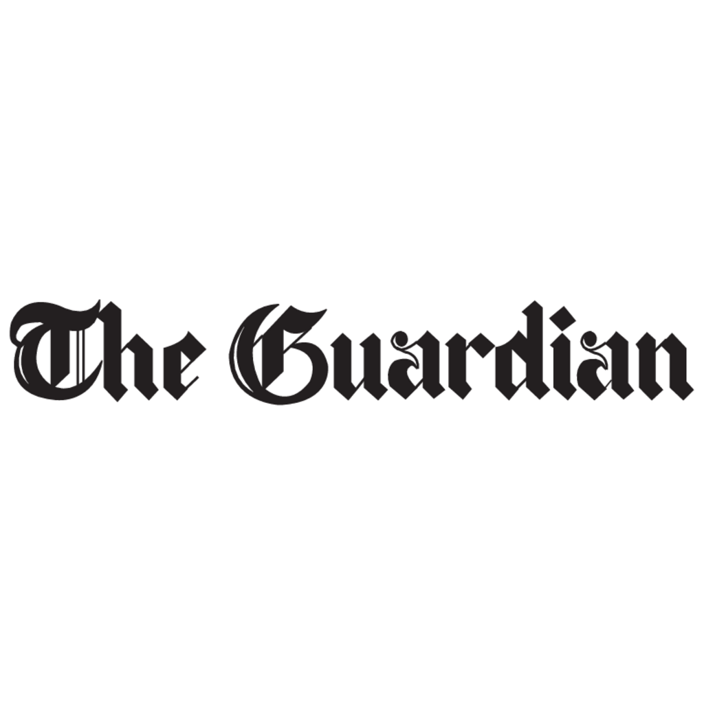 The Guardian logo, Vector Logo of The Guardian brand free