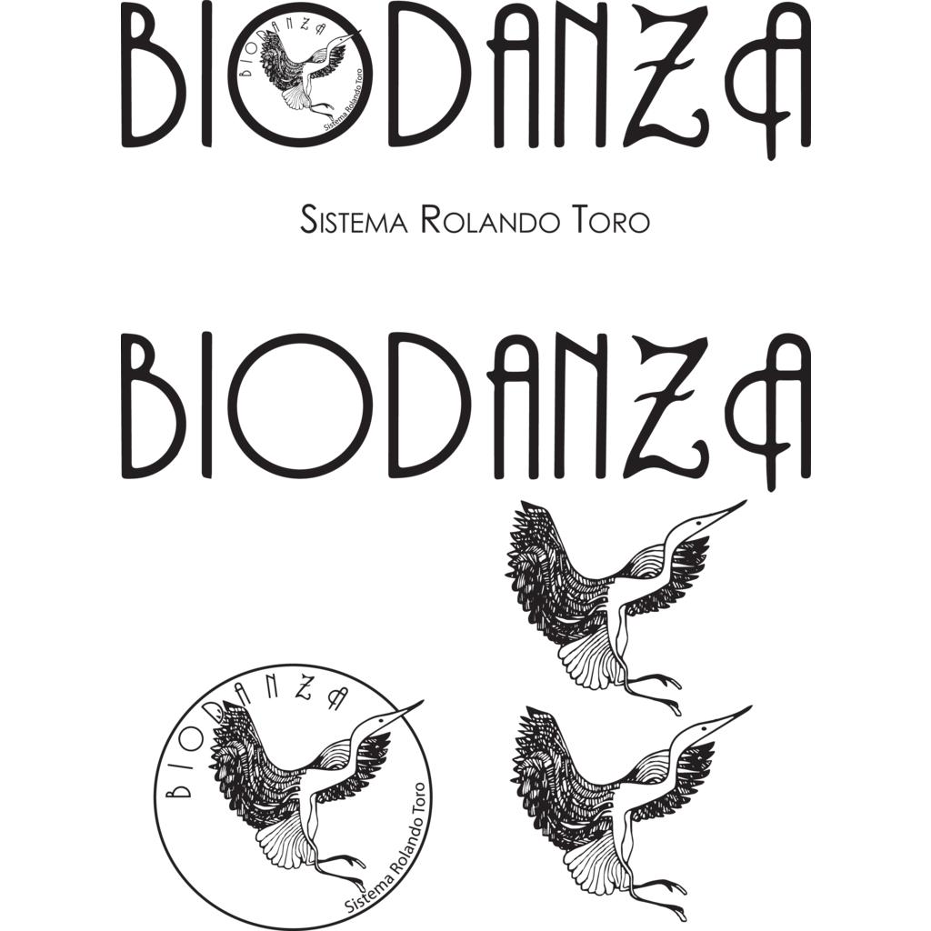 Biodanza logo, Vector Logo of Biodanza brand free download