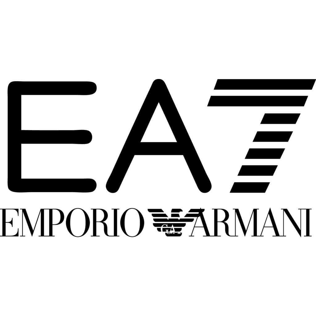 EA7 Emporio Armani logo, Vector Logo of EA7 Emporio Armani