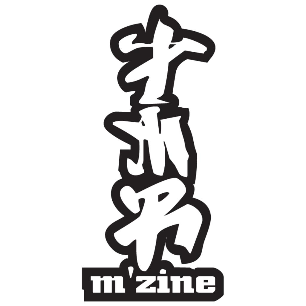 TMR M'ZINE logo, Vector Logo of TMR M'ZINE brand free