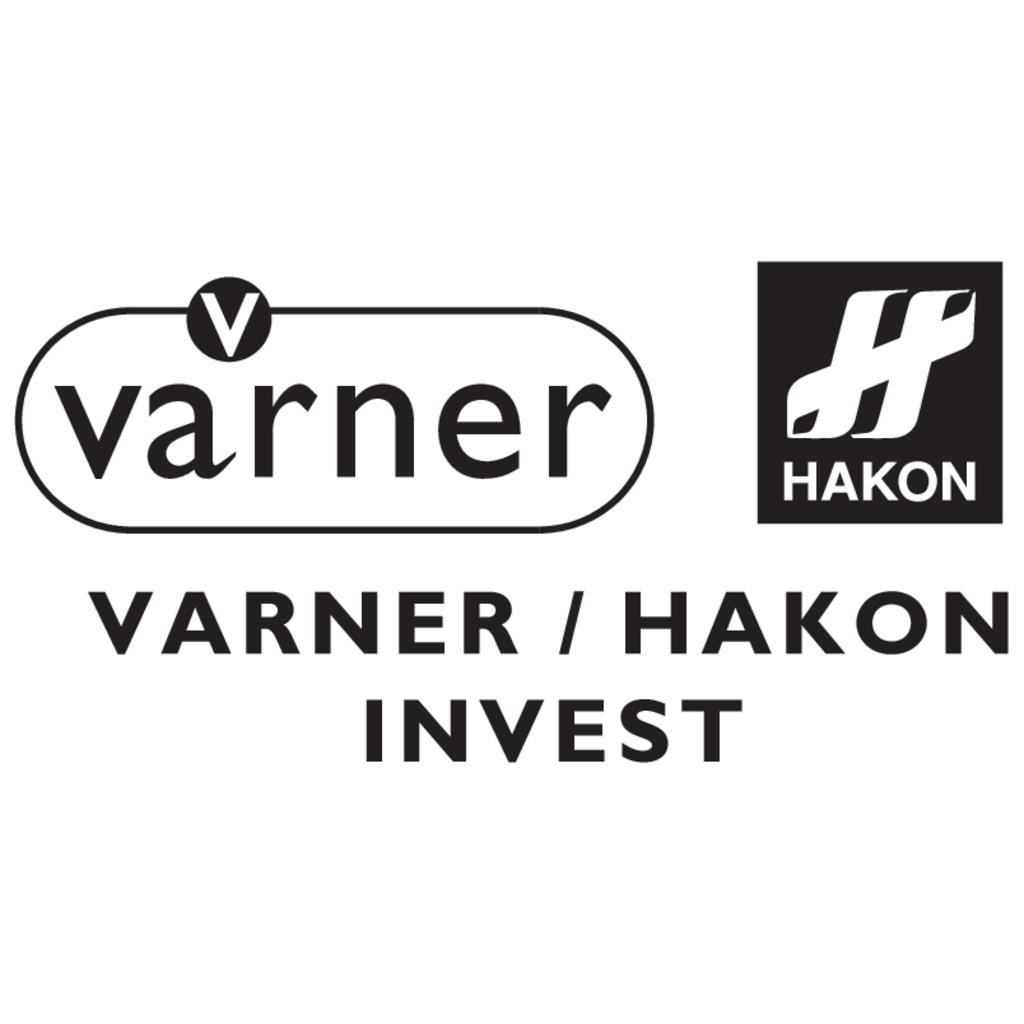 Varner Hakon logo, Vector Logo of Varner Hakon brand free