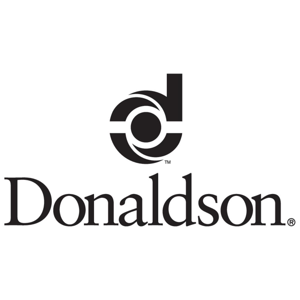 Donaldson logo, Vector Logo of Donaldson brand free