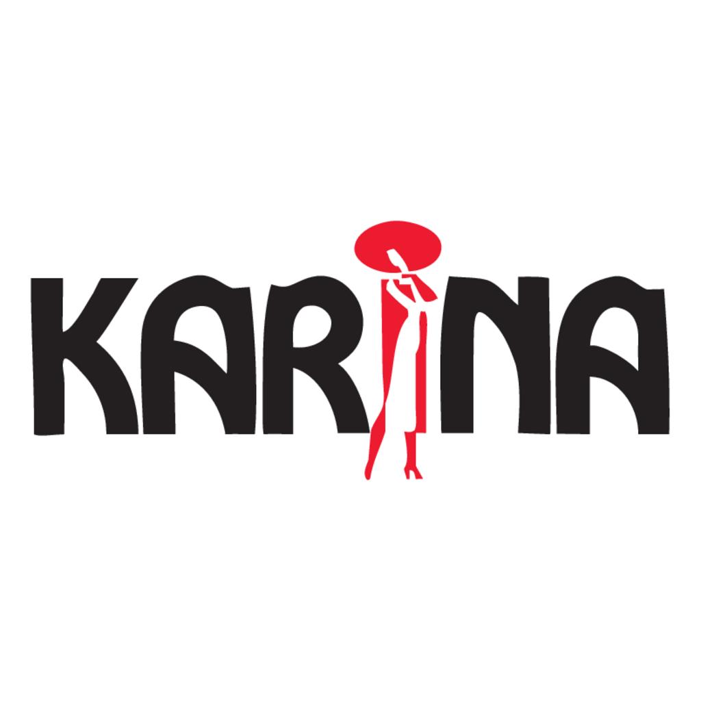 Karina(78) logo, Vector Logo of Karina(78) brand free