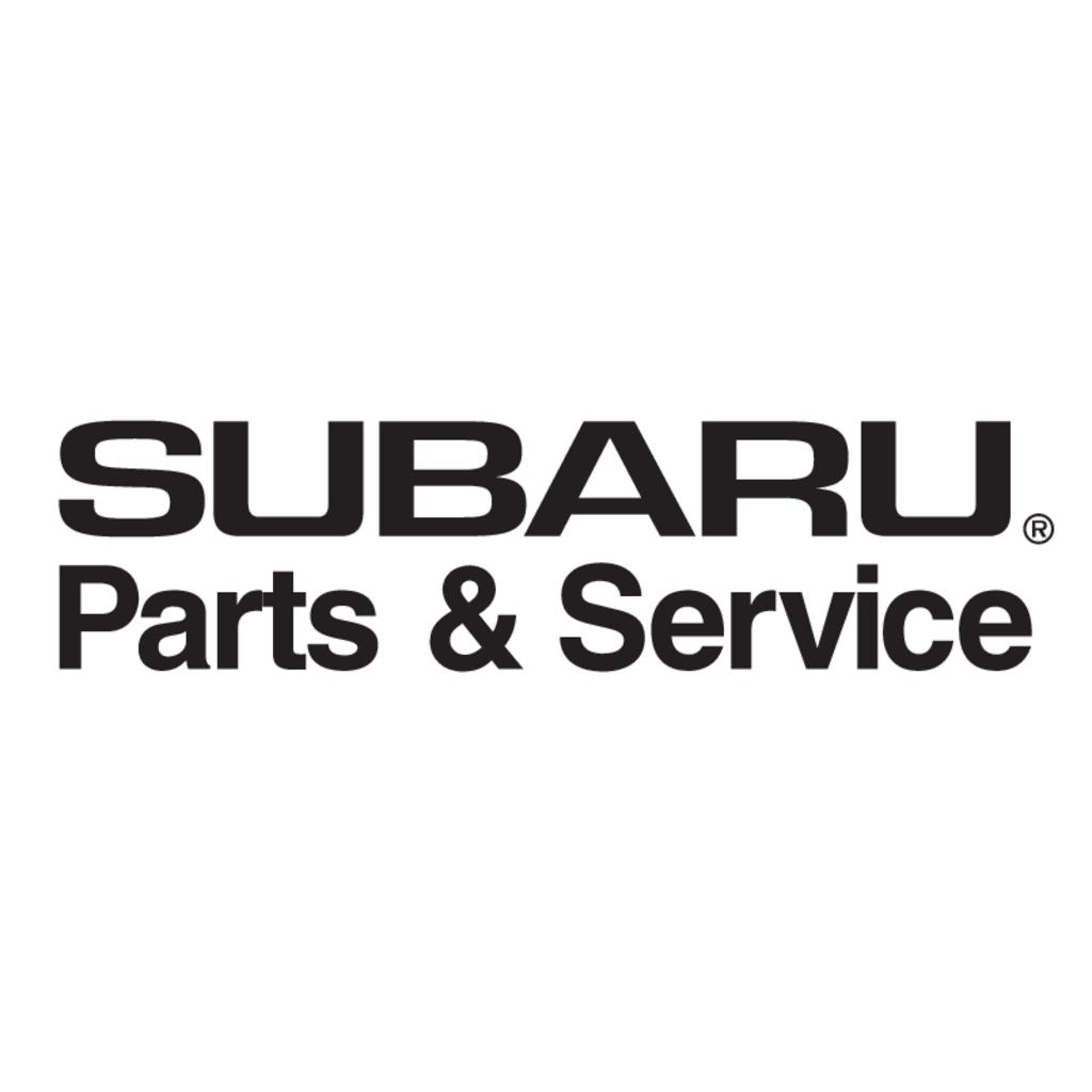 Subaru Parts & Service logo, Vector Logo of Subaru Parts