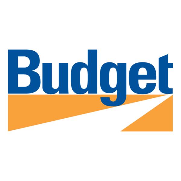 budget logo vector of