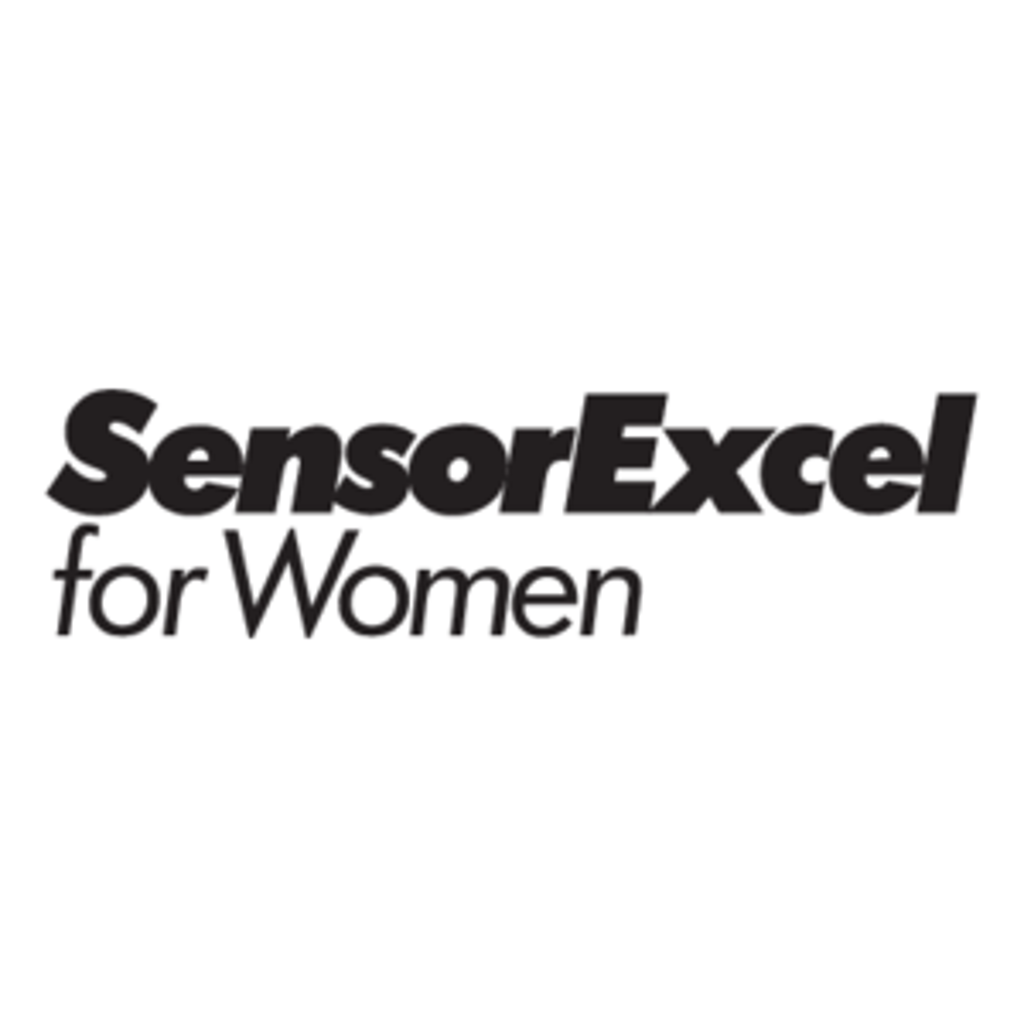 Gillette SensorExcel for Women logo, Vector Logo of