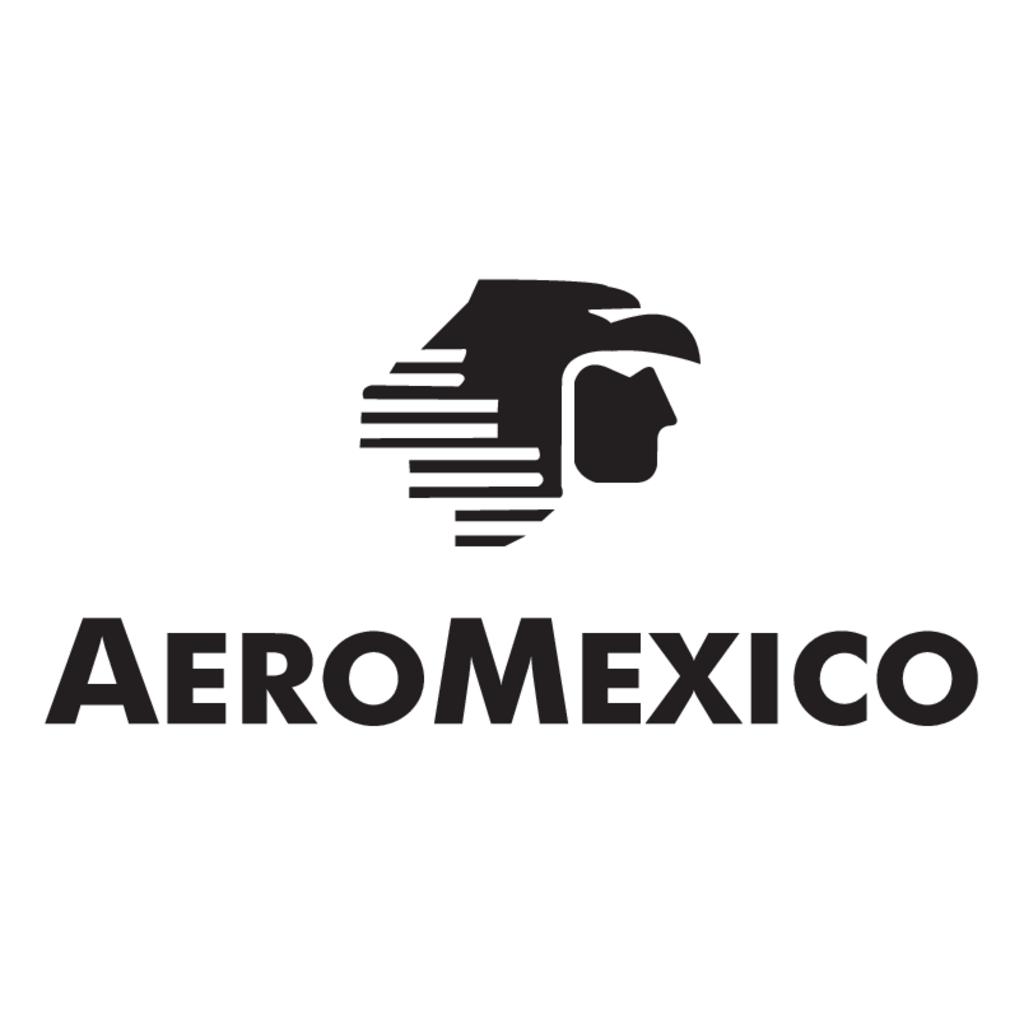 AeroMexico(1344) logo, Vector Logo of AeroMexico(1344