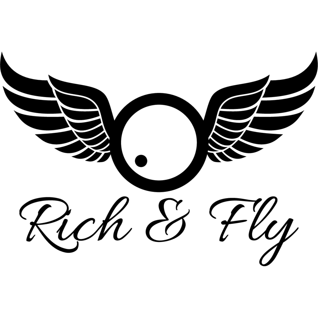 Rich & Fly logo, Vector Logo of Rich & Fly brand free