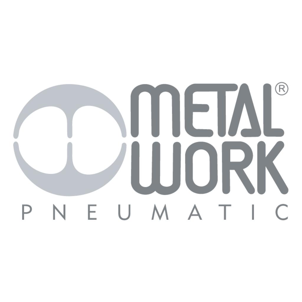 Metal Work Pneumatic logo, Vector Logo of Metal Work