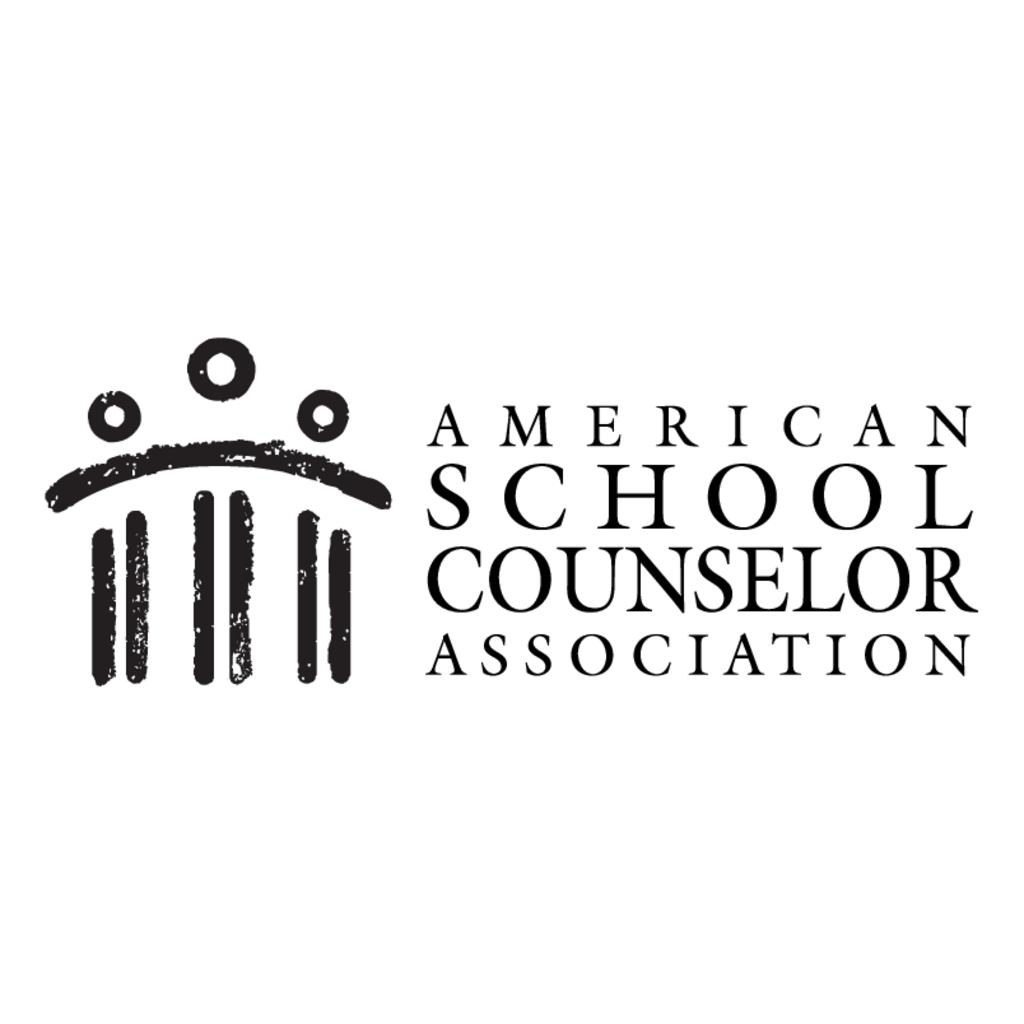 American School Counselor Association logo, Vector Logo of