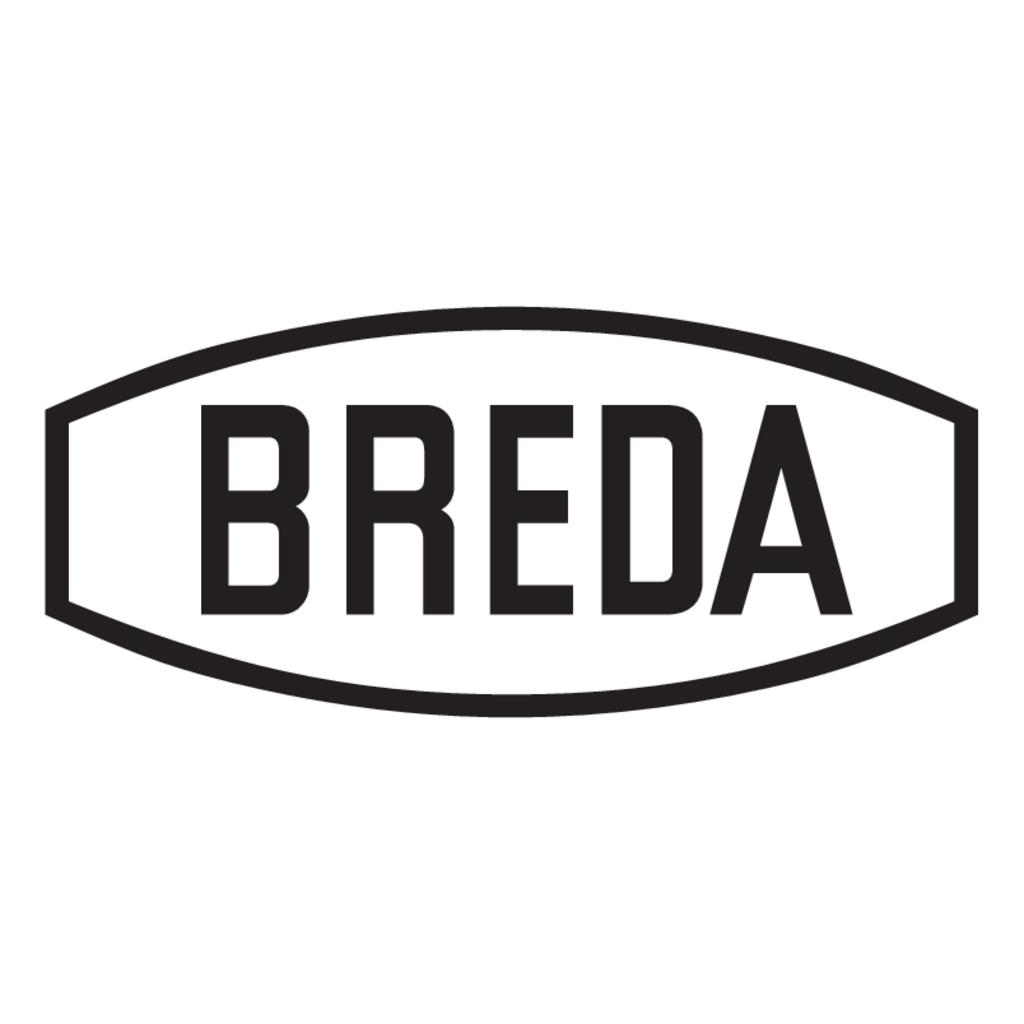 Breda logo, Vector Logo of Breda brand free download (eps