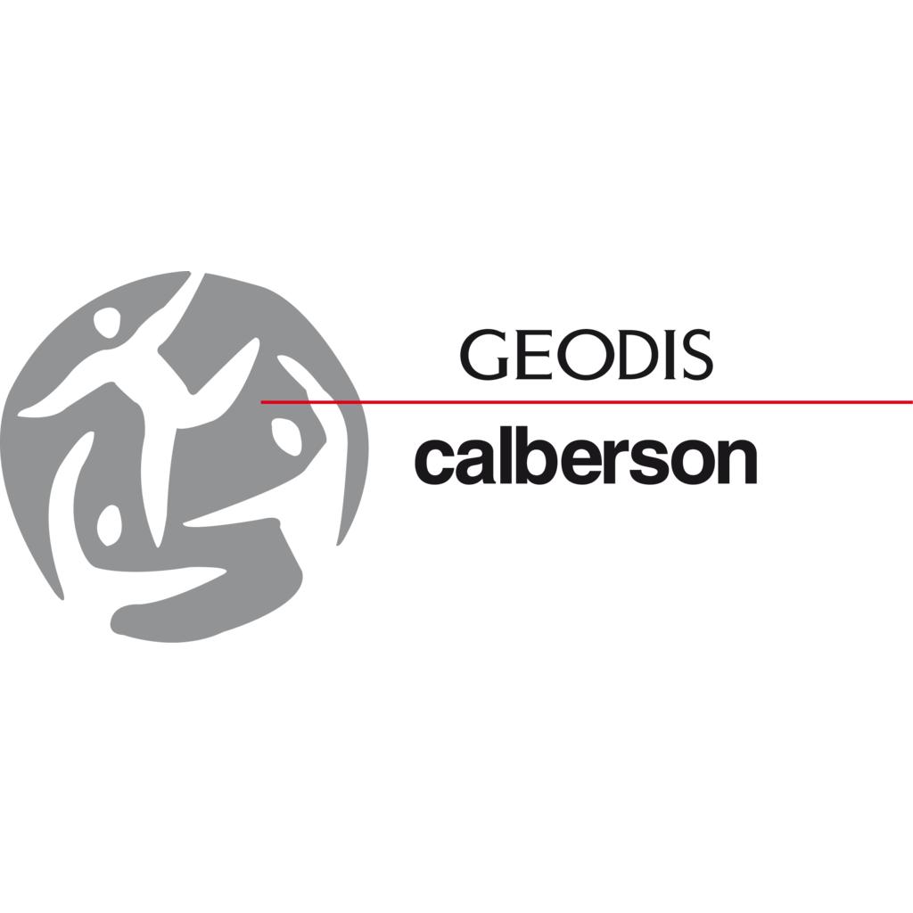 Geodis Calberson logo, Vector Logo of Geodis Calberson