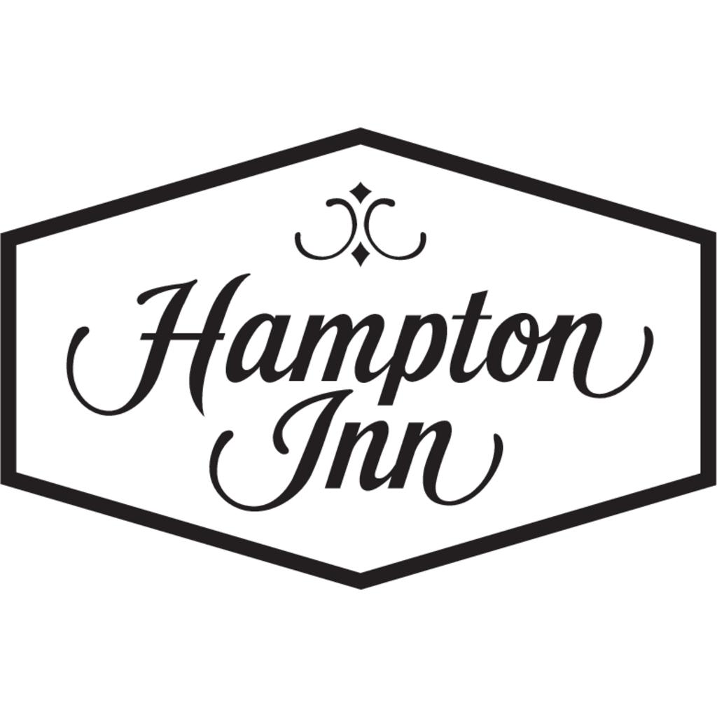 Hampton Inn logo, Vector Logo of Hampton Inn brand free