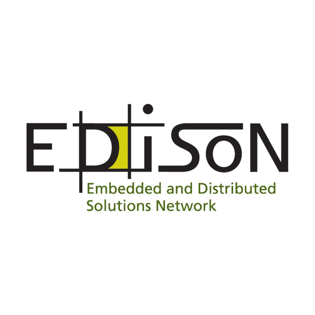 EDiSoN(111) logo, Vector Logo of EDiSoN(111) brand free