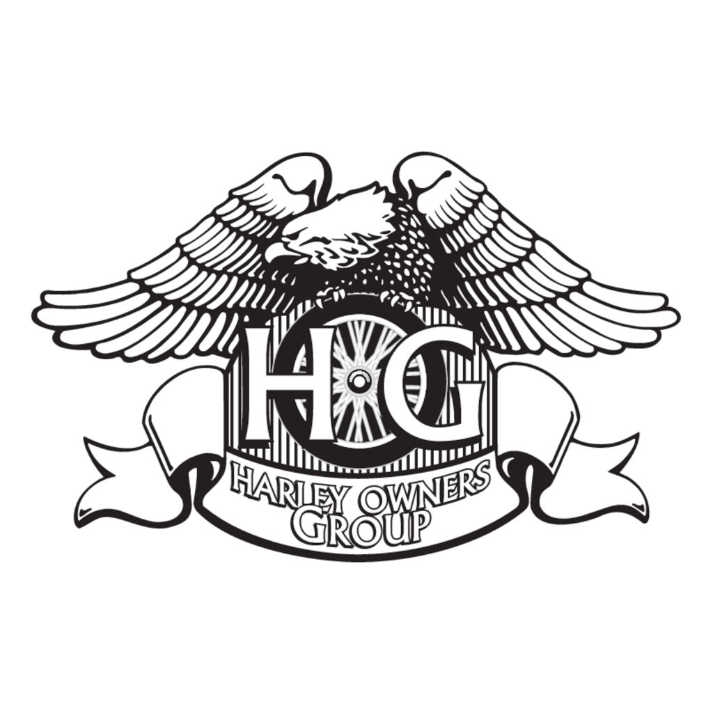 Harley Owners Group(108) logo, Vector Logo of Harley