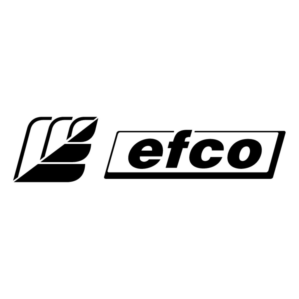 Efco logo, Vector Logo of Efco brand free download (eps