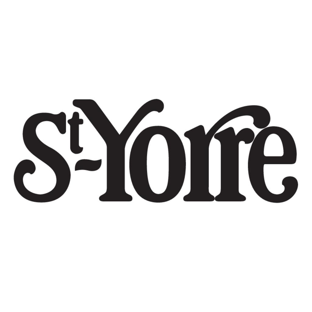 St-Yorre(179) logo, Vector Logo of St-Yorre(179) brand