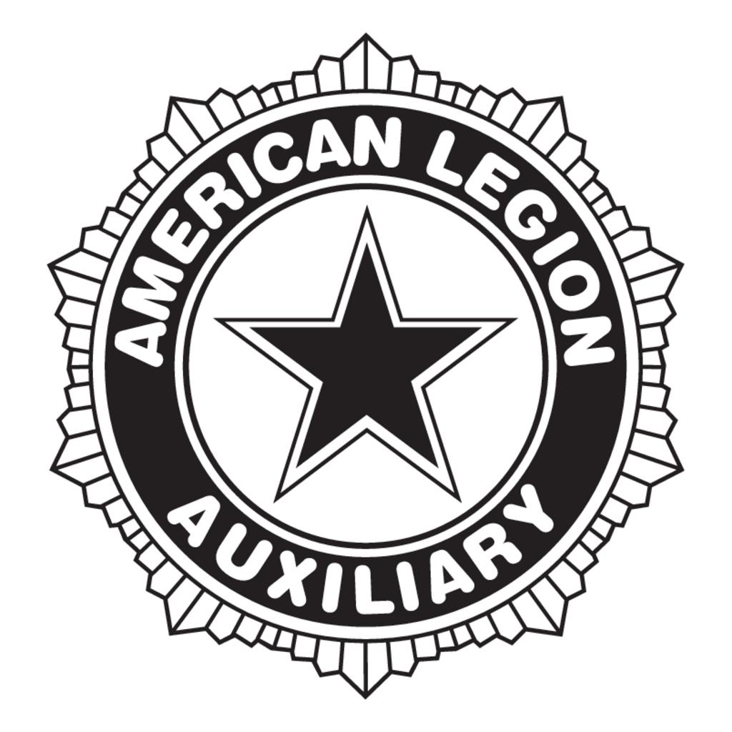 American Legion Auxiliary(77) logo, Vector Logo of