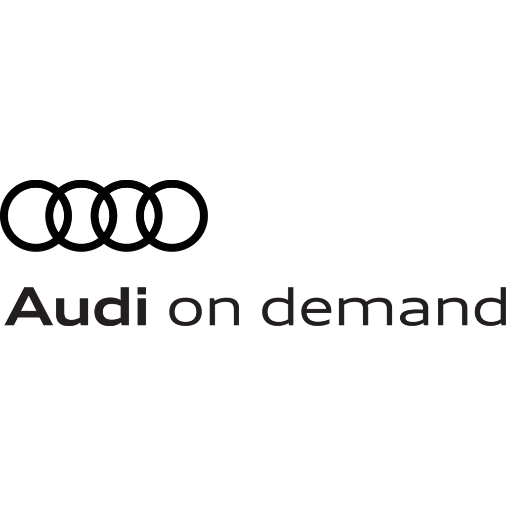 Audi On Demand logo, Vector Logo of Audi On Demand brand