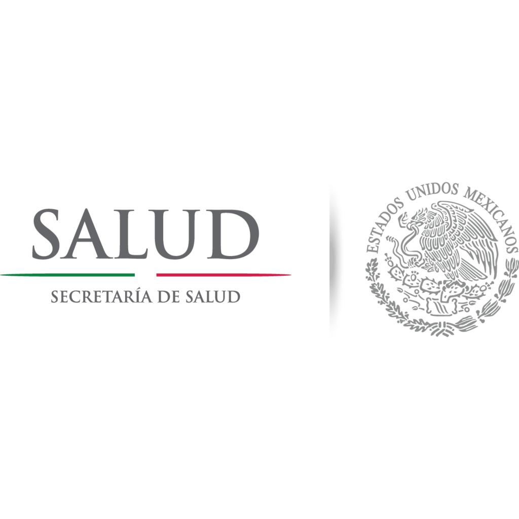 Secretaría de Salud logo, Vector Logo of Secretaría de