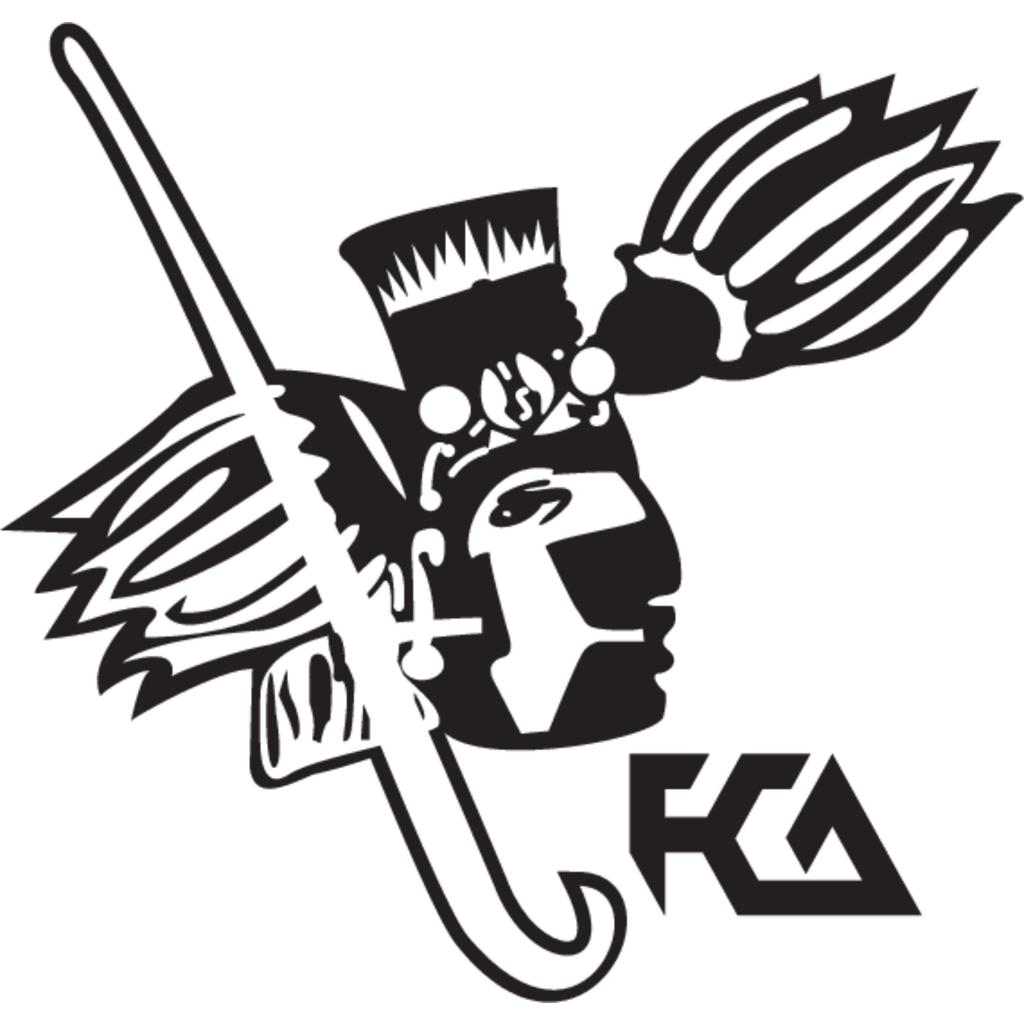 FCA UNAM logo, Vector Logo of FCA UNAM brand free download