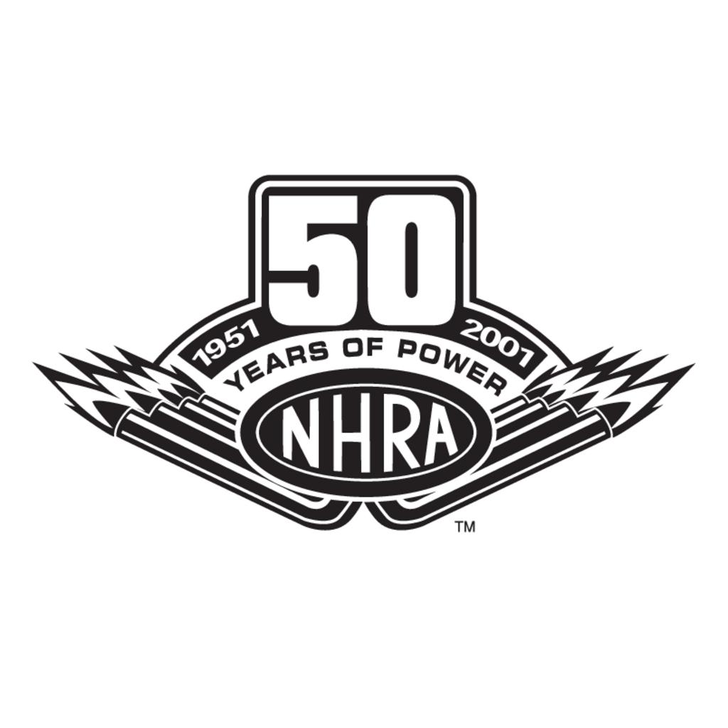 NHRA(16) logo, Vector Logo of NHRA(16) brand free download