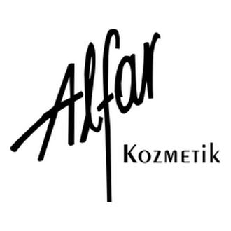 Alfar Kozmetik Vektörel Logo