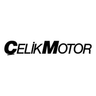 Çelik Motor logosu Vektörel Logo