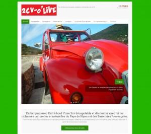 site web 2cvolive
