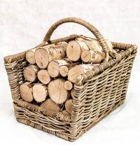 Decorative Logs - Whole Ornamental Birch Logs to Decorate ...