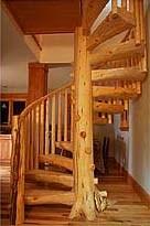 Stairmeister Spiral Stairs | 36 Inch Spiral Staircase | Stair Case | Steel | Steps | Tread Depth | Handrail