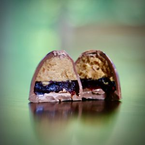 PB&J Duo Truffle