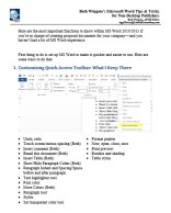 AppMaven Word cheat sheet 11-12-13