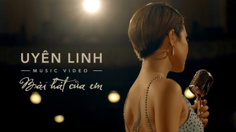 lời bài hát bài hát của em, ca sĩ Uyên Linh, nhạc sĩ Trang