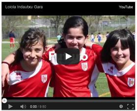 Video Loiola Gara gu