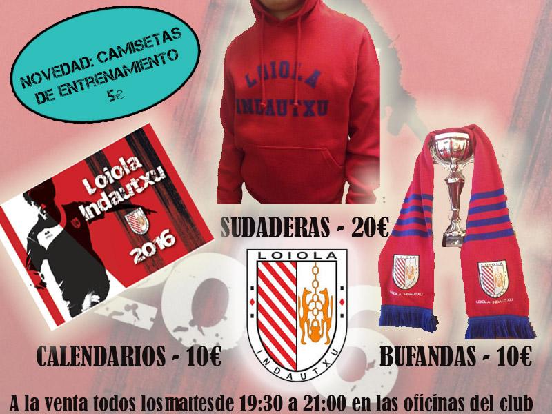 Productos Loiola Indautxu Loiola Indautxu Fútbol 8d373ce077289
