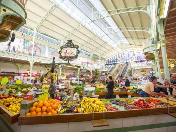 Mercados más bonitos del Atlántico Valle del Loira - Vendee ...