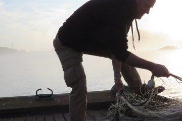 Sortie pêche sur la Loire en Bateau