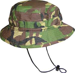 Kombat UK British DPM spécial forcesstyle Bush Hat, Boonie Taille 61cm