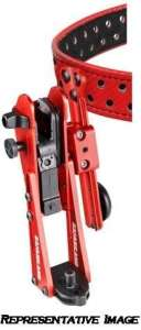 Safariland Duty Gear 014 Open-Class Competition 1911 Gov't Right Hand Holster, Red by Safariland Ontario