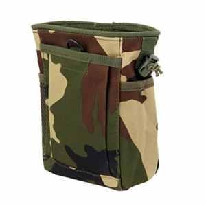 Gazechimp Camo Sac Pochette Militaire Chasse Airsoft