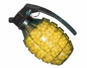 Tsd Sports Round Grenade Bbs Feeder Bottle 800 Rose Taille 0.12 g