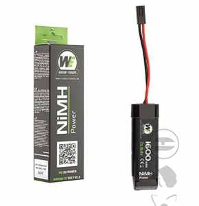 Batterie WE Airsoft Mini 8,4 V/1600 Mah NIMH