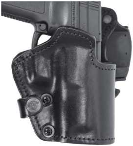Front Line LKC94-BK Open Top BFL Holster, Black, Right by Mako Defense