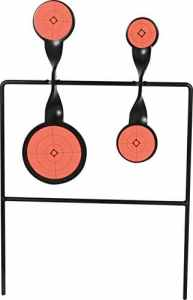 JACK PYKE DOUBLE SPINNER TARGET JTARSPIND PELLET AIR GUN AIRSOFT RIFLE