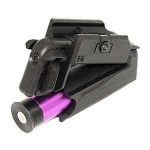 Airsoft Accessories SG ShowGuns Tactical Grenade Launcher lance-grenades de 20mm avec PPS 20mm Co2 Shell