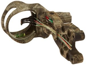 Truglo Carbon XS 4-Pin Sight .019 W/Light Lost AT by Truglo