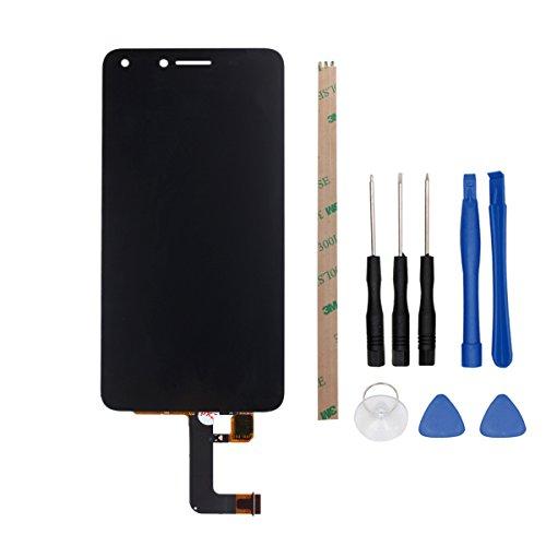 Ocolor Écran LCD Huawei Y5-ii LCD + Ensemble de numériseur tactile pour remplacement d'écran cassé – Noir